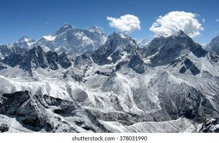 Nepal. Everest region.