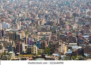 Nepal Katmandu City