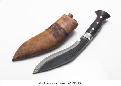 Nepal, knife