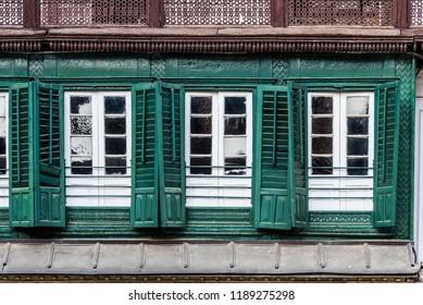 Nepal Windows, Nepal Architectural, Kathmandu, World Heritage