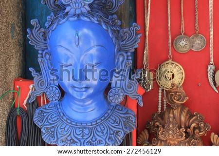Nepalese Handicrafts Stock Photo Edit Now 272456129 Shutterstock