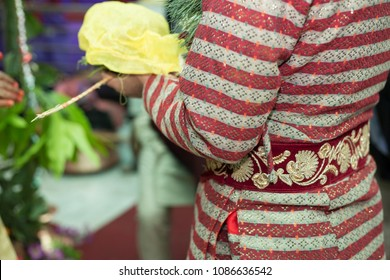 Indian wedding decoration stock photos images photography a nepali groom performing hindu wedding rituals at marriage ceremony in kathmandunepal junglespirit Gallery