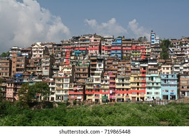 Nepal.Kirtipur. Kathmandu Valley