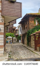 Nessebar, the Old Town in Bulgaria