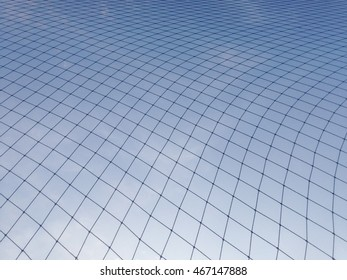 Net curve and the sky