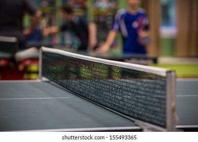 net for ping pong