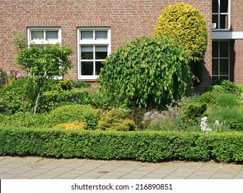 The Netherlands, a beautiful garden,