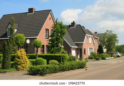 The Netherlands, home gardens
