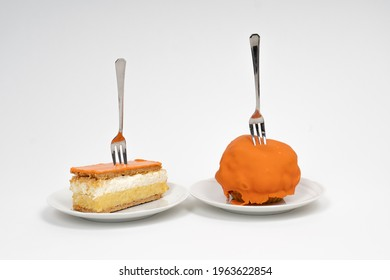 In the Netherlands it is on King's Day on April 27, when it is a tradition to eat orange cakes.