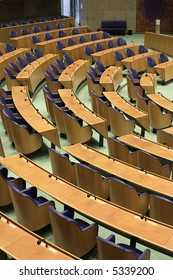 Netherlands parliament hall
