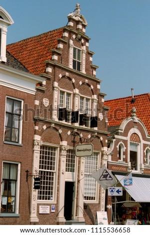 Home Dutch Square Center >> Netherlands Holland Dutch Friesland Workum June 2016 Market Square