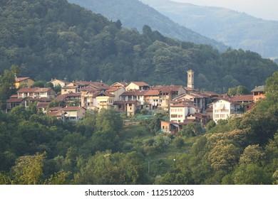 Netro, Biella, Piemonte, Italy