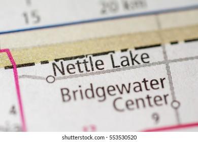 Nettle Lake. Ohio. USA