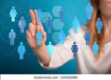 network digital community connection
