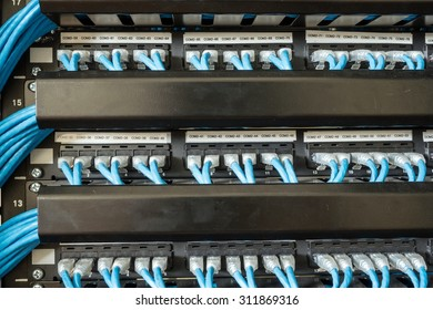 Network and ethernet cables