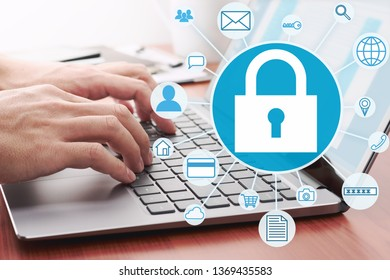 Network security system and protection of personal data.