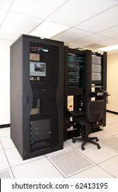 Network Server Station