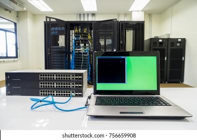 Network Switch setup