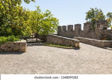 Neuchatel old castle, Switzerland
