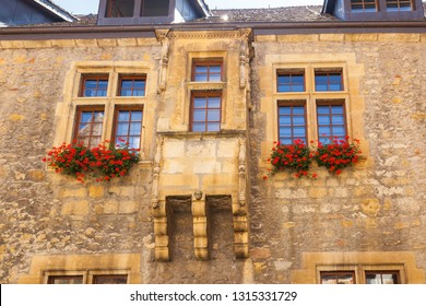 Neuchatel, Switzerland - Sept 04, 2018: Neuchatel castle, dated back to 12th century, is a Swiss heritage site of national significance - Image