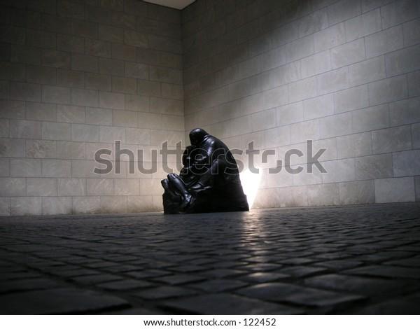 """The Neue Wache """"Memorial for the Fallen of the War"""" Berlin"""