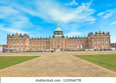 Neues Palais, Palace in Potsdam, Germany