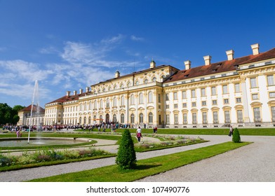 Neues Schloss of the Schleissheim Palace, Germany