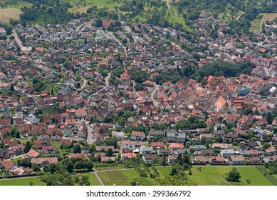Neuffen, a small town in Southern Germany