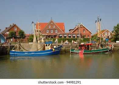 Neuharlingersiel, Germany