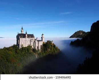 Neuschwanstein castle - Bavaria, Germany