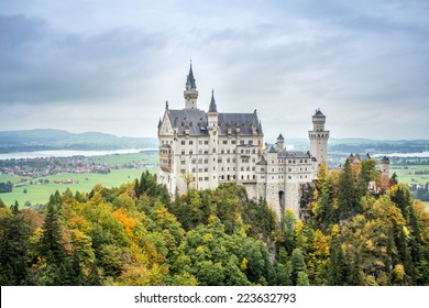 Neuschwanstein Castle, Bavaria , Germany