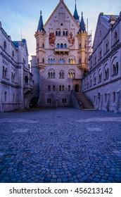 Neuschwanstein fairytale