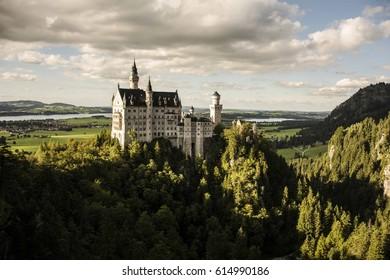 Neuschwastein Castle