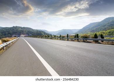 Nevada Highway background
