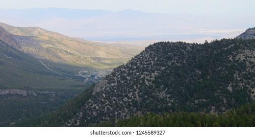 Nevada from Mount Charleston