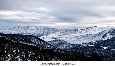 Nevada, Snow Peak