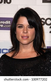 "Neve Campbell at Spike TV's ""Scream 2010,"" Greek Theater, Los Angeles, CA. 10-16-10"