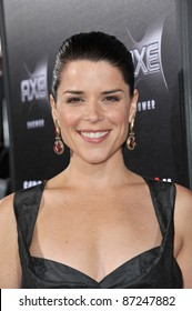 "Neve Campbell at the world premiere of her new movie ""Scream 4"" at Grauman's Chinese Theatre, Hollywood, April 11, 2011  Los Angeles, CA Picture: Paul Smith / Featureflash"