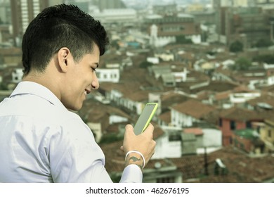 never alone if you have a cellphone