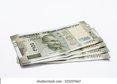 new 500 rupee currency notes