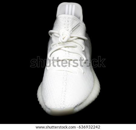 95ae99939 New Adidas Yeezy Boost 350 V2 Cream White Release Date 29 April 2017  Bangkok Thailand