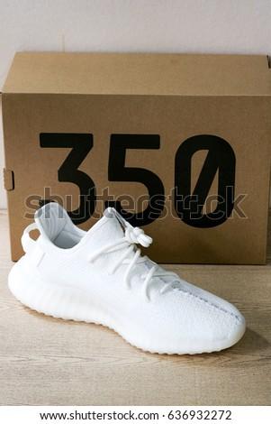 427f73e0c4af3 New Adidas Yeezy Boost 350 V2 Cream White Release Date 29 April 2017  Bangkok Thailand