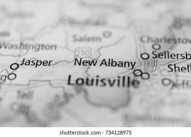 New Albany, Indiana.