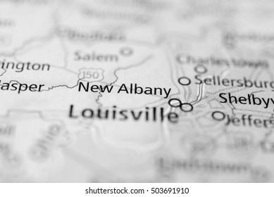 New Albany, Indiana, USA.