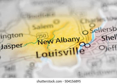 New Albany. Indiana. USA