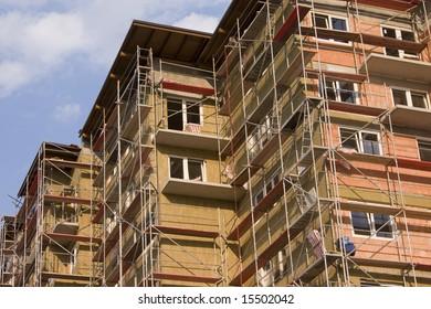 New All-Brick Building