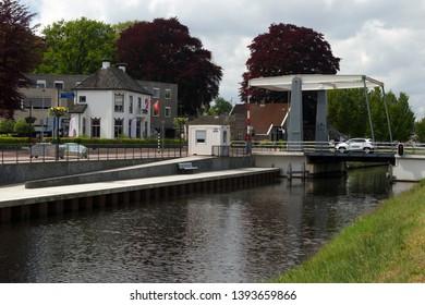 New Amsterdam, the Netherlands - 9 May 2019: Van Gogh House in Veenoord / New Amsterdam