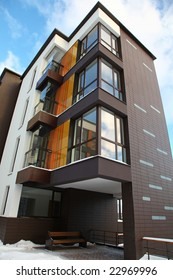 New apartment house