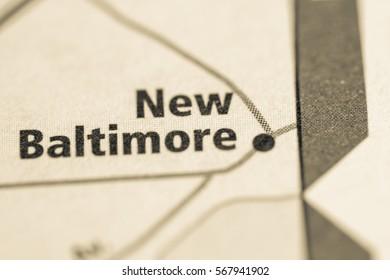 New Baltimore. Michigan. USA