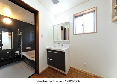 New bathroom side position -1
